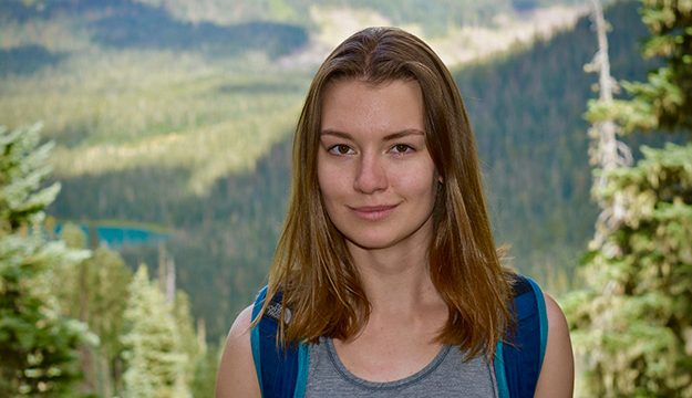 Valeria Narykina, Combined honours Biochemistry and Chemistry, UBC