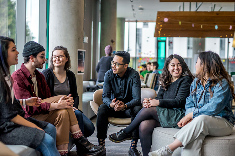 Adjusting to life at UBC|Six students from around the world share their experiences.